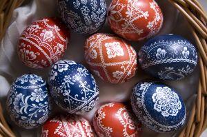 Húsvéti kelt kalács