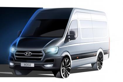 A következő hónaptól kerül gyártásba a Hyundai új kisteherautója