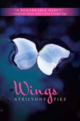 Tündérkönyvek rajongóinak: Aprilynne Pike – Wings (Szárnyak)