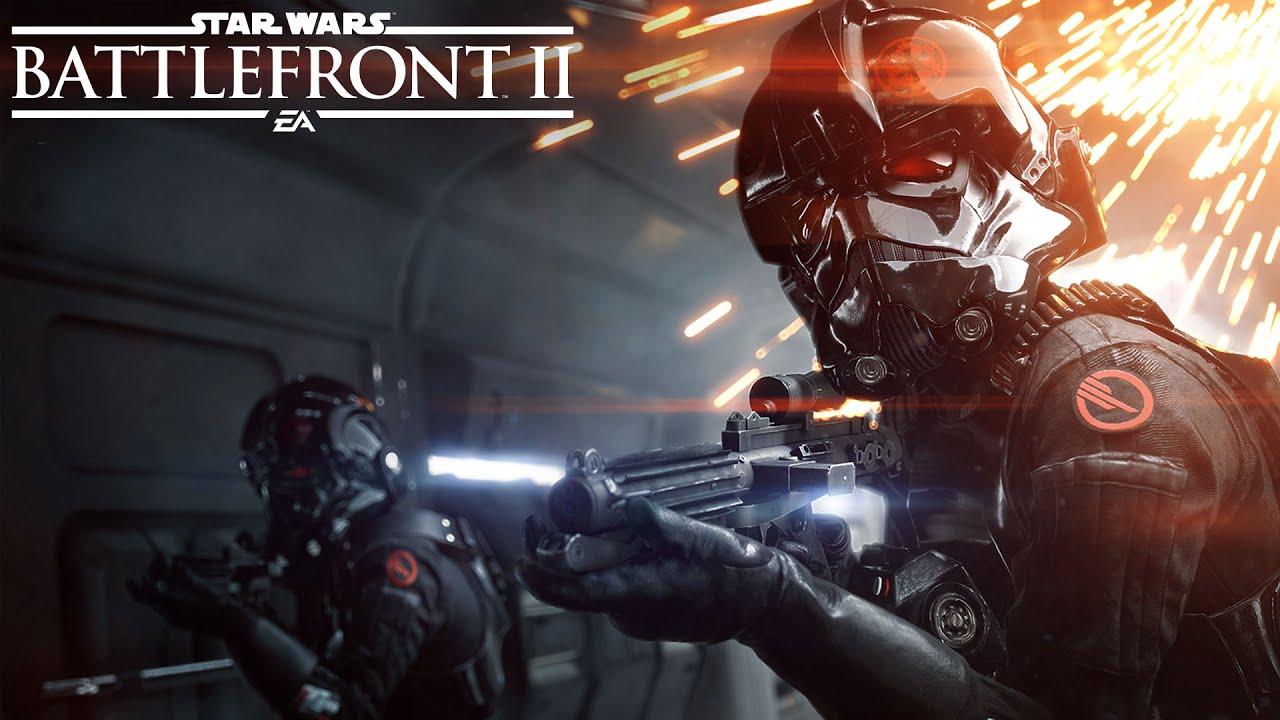 November 17 a nagy nap, megjelenik a Star Wars Battlefront II!