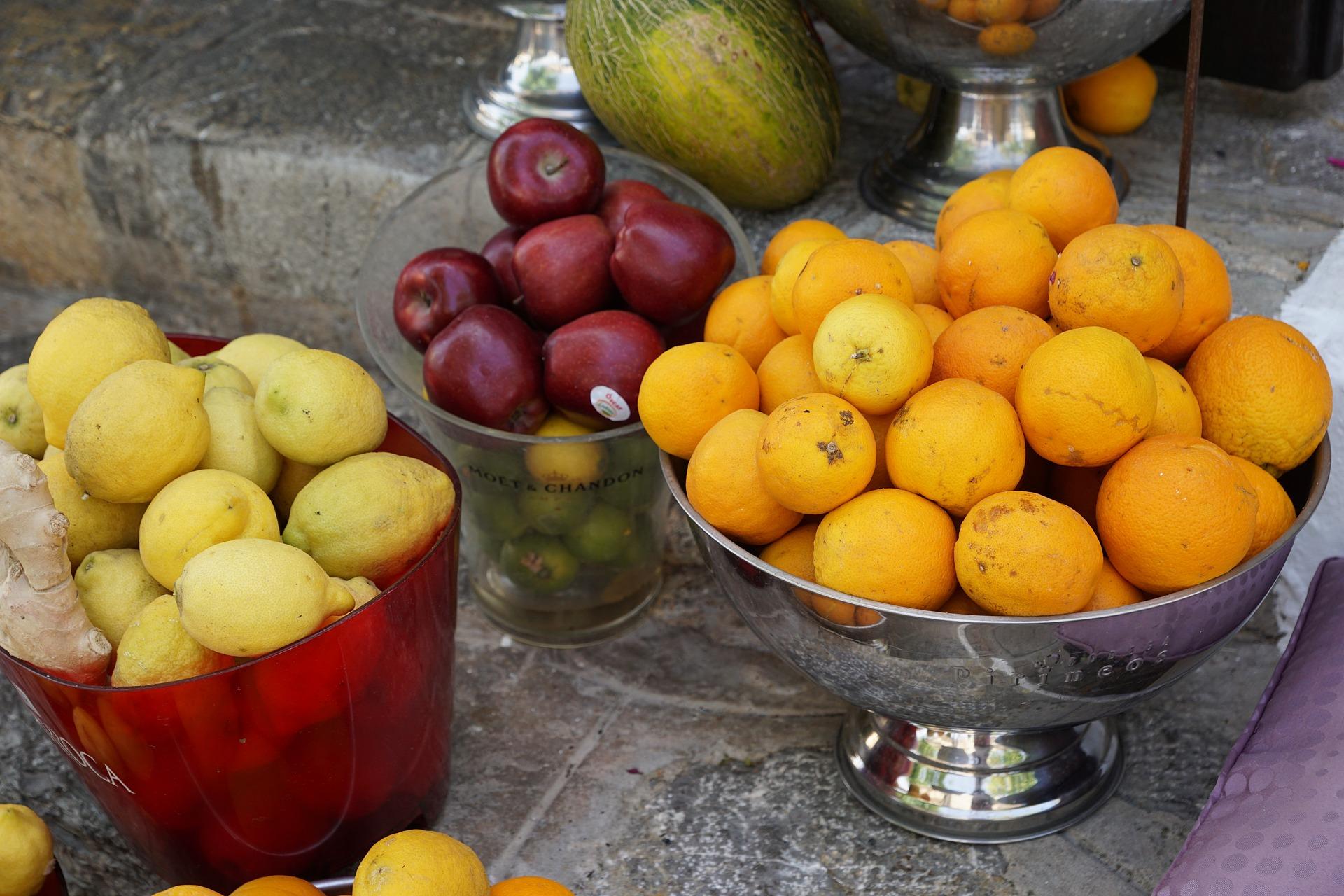 Amikor a napi reggelidet gyümölcspréssel csinálod